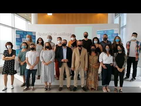 La Diputación refuerza su compromiso con el mundo de la cultura y programa más de un centenar actividades hasta final de año