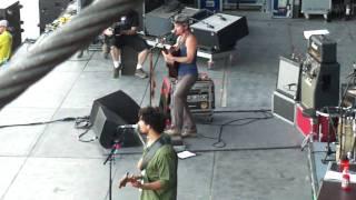 John Butler Trio, Don't Wanna See Your Face, Bonnaroo 2010, 6-13-10