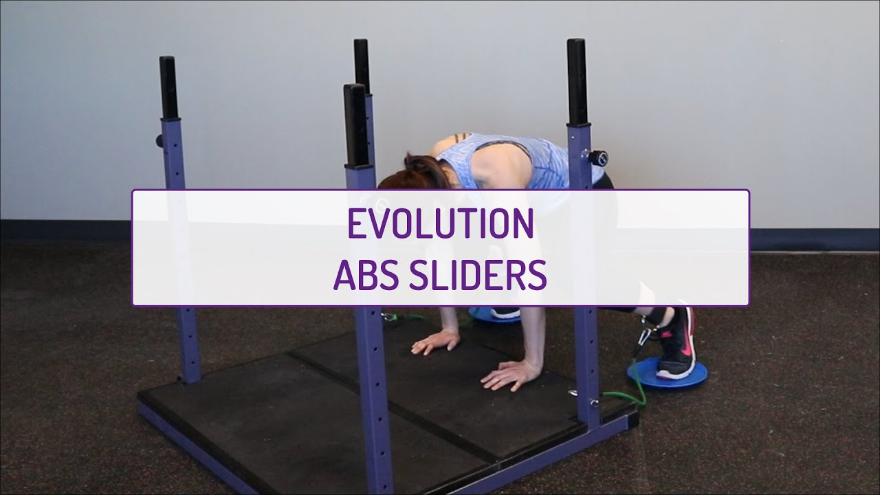 Evolution Abs Sliders