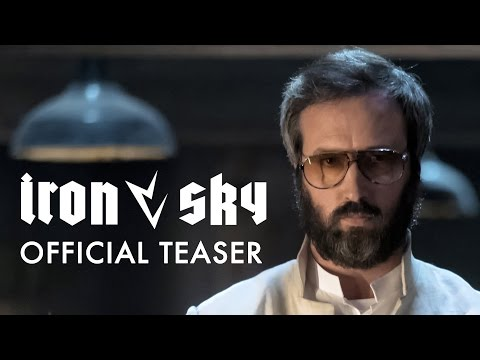 Iron Sky: The Coming Race Teaser 'Moon No More'