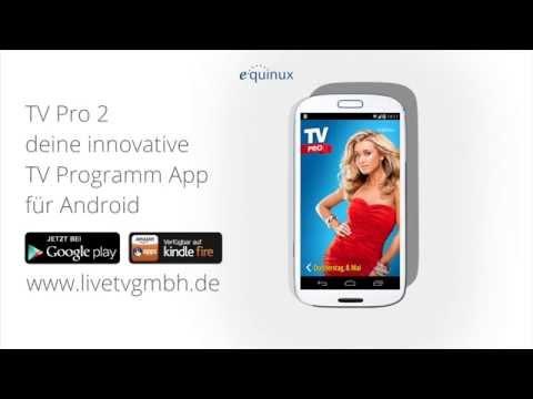 Video of TV Programm TV Pro TV Magazin