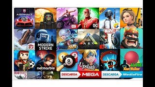 Top 30 Juegos Hackeados Para Android 2018 Video