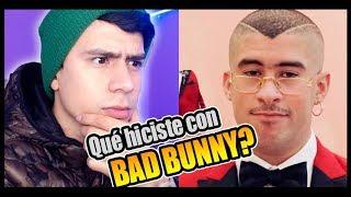 (REACCIÓN) Benito Martinez (Bad Bunny) Ft. Los Rivera Destino   FLOR
