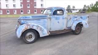 Studebaker Truck Rescue & Trade