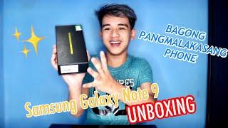Samsung Galaxy Note 9 UNBOXING (MAYAMAN NABA?) + NAGBALIK AKO NG PERA SA MAY ARI
