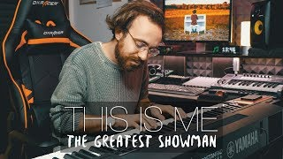 """This Is Me""   The Greatest Showman Ft. Keala Settle (Piano Cover)   Costantino Carrara"