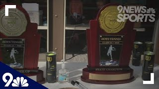 Regis Jesuit's Morgan Schilling repeats as 5A No. 1 singles state tennis champion