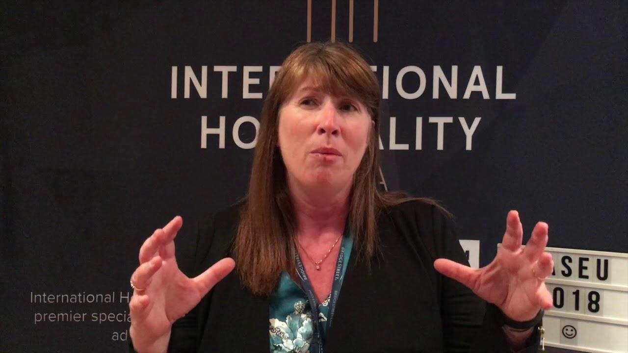 SASEU18 interviews: Julie Grieve, Criton
