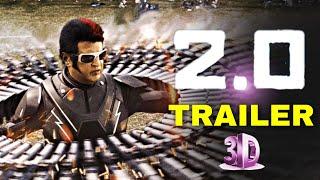 2.0 Official Trailer - Countdown Begins | Rajnikanth | Akshay Kumar | Shankar | AR Rahman