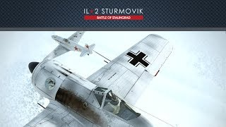 "IL-2 Battle Of Stalingrad, Fw 190 A-3: ""I./JG51 Over Velikie Luki"" Campaign - Mission 7"