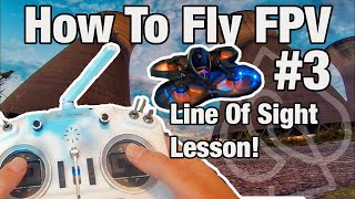 ESSENTIAL Drone Flying Lesson for Beginners BEFORE You Fly FPV!