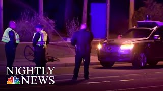 Arizona Fatal Self-Driving Uber Accident Was Avoidable   NBC Nightly News