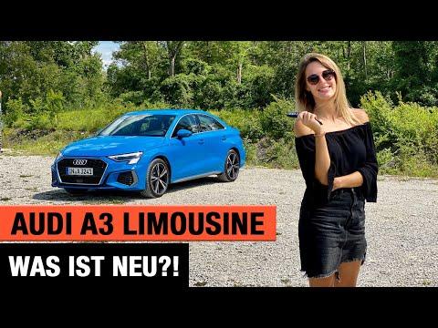 Audi A3 Limousine (2020) 💙  Was ist neu? Fahrbericht | Review | Test | S line | MIB3 | 35 TDI | POV
