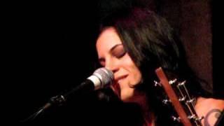 """Terra Naomi - """"Up Here"""" (2009.12.17 - Bologna - Italy)"""