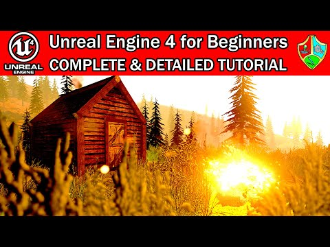 Unreal Engine 4 Tutorial for Beginners | Free UE4 Training - YouTube