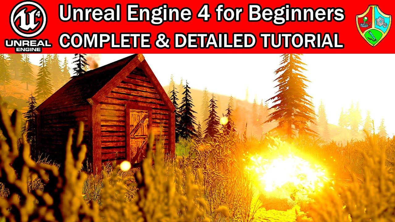 Unreal Engine 4 Tutorial for Beginners | Free UE4 Training