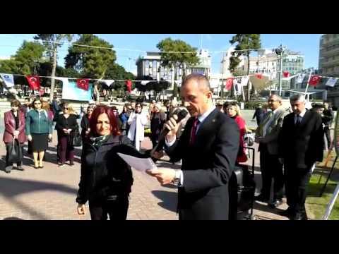 ATATÜRK'ÜN ANTALYA'YA GELİŞİ