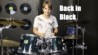 Learn Drums to Back in Black by AC/DC