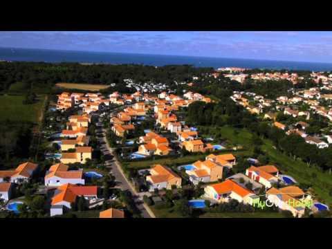 FlyOverHotel - Les Jardins du Chateau d Olonne (Long)