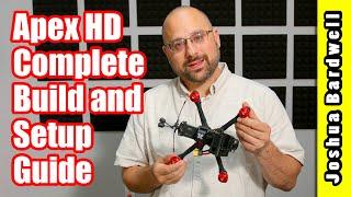 ImpulseRC Apex HD DJI FPV - Full Build Tutorial