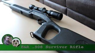 H & R Survivor .308 Rifle Review Part 1
