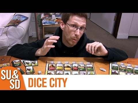 Shut Up & Sit Down Review Dice City