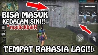 Gambar cover TEMPAT RAHASIA DI FREE FIRE BATTLEGROUNDS!! (FREE FIRE INDONESIA)