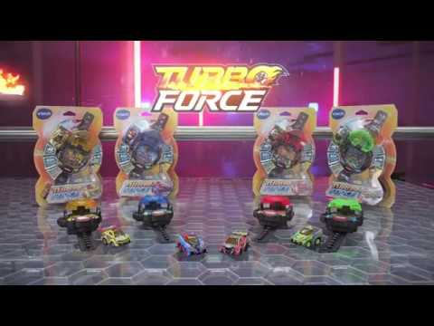 Turbo Force Racers - Rode Racer