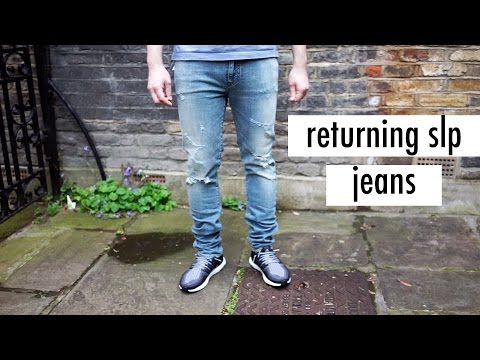 Why I'm Returning My Saint Laurent Jeans
