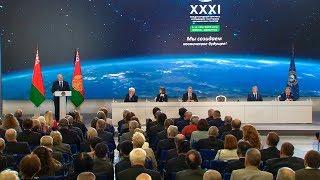Беларусь готова к диалогу и активному участию в мирных проектах по исследованию космоса - Лукашенко