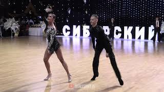 Шарковский Егор - Клименко Виталина, Jive, Сибирский Марафон 2020