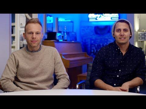 We Are Evan Hansen: Benj Pasek & Justin Paul | DEAR EVAN HANSEN