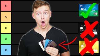 Best BEGINNER Credit Cards (Best Credit Cards Ranked)