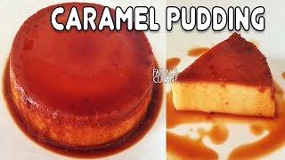 Caramel Pudding | Condensed Milk Pudding Recipe – YouTube ||*Fatima Fernandes | Easy Dessert Recipes