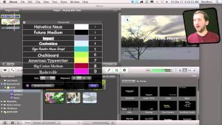 iMovie Title Tricks (MacMost Now 491)