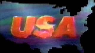 USA Network ID - 1990
