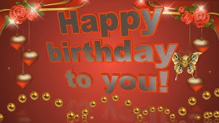 Happy Birthday 3D Animation,Wishes,WhatsApp Status Video,Greetings,Quotes,Download