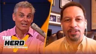 Giannis deserves MVP over LeBron, talks Kawhi Leonard & Zion — Chris Broussard | NBA | THE HERD