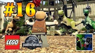 LEGO JURASSIC WORLD #16 [ITA] - JURASSIC WORLD: IL PARCO E' APERTO! (HD)