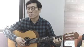 Kiss The Rain-Yiruma / arr.by Jeremy choi / Guitar-이우선