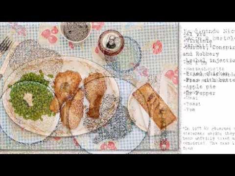 【揭密】死刑犯之前所享用的晚餐