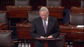 Menendez Holds the Floor Opposing Tom Price