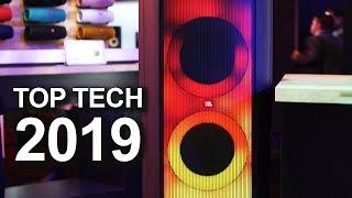 COOLEST TECH 2019 - Royole Flexpai, Honor View 20, Skyworth 8K TV