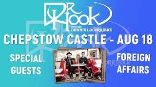 Dr Hook | Chepstow Castle | 18 Aug 2018