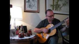 Triste - Antonio Carlos Jobim - Acoustic Guitar