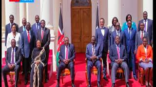 The Cohesion Question:New cabinet sworn in last week,critics say president ignored cohesion