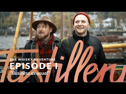The Whisky Adventure: Episode I - Ein Whisky Abenteuer durch Schottland
