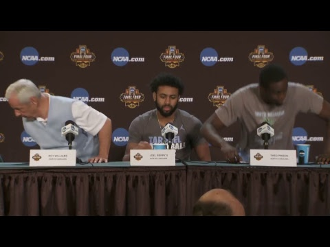 News Conference: North Carolina Preview