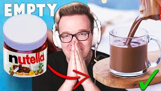 Trying STUPID Life Hacks