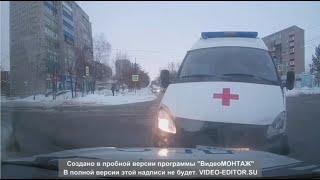 Ambulance Crash Compilation #3